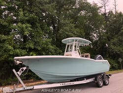 2021 Tidewater Boats 232 CC Adventure