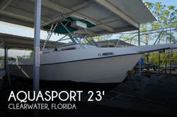 1994 Aquasport  230 Explorer