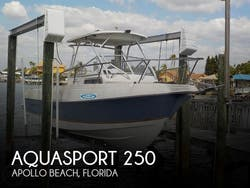 2002 Aquasport  250 Explorer