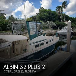 2000 Albin  32 PLUS 2