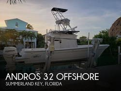 2013 Andros Offshore 32