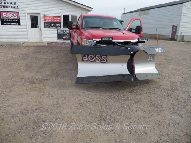 Snow Plows For Sale In Sherburn Minnesota Zac S Sales